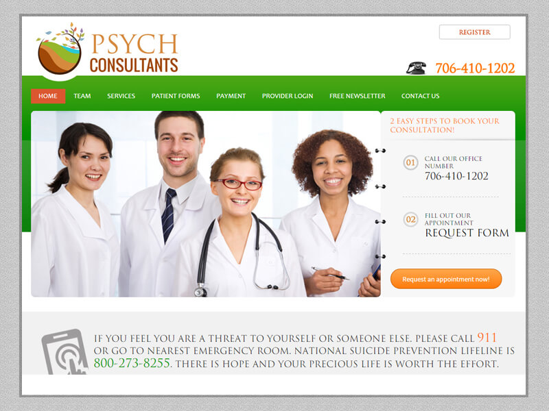 PSYCH Consultants
