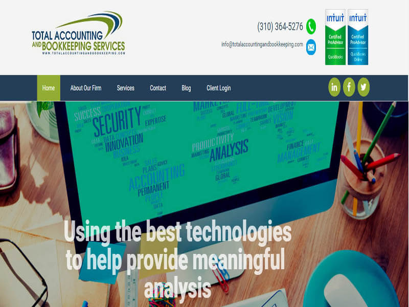 Total accounting