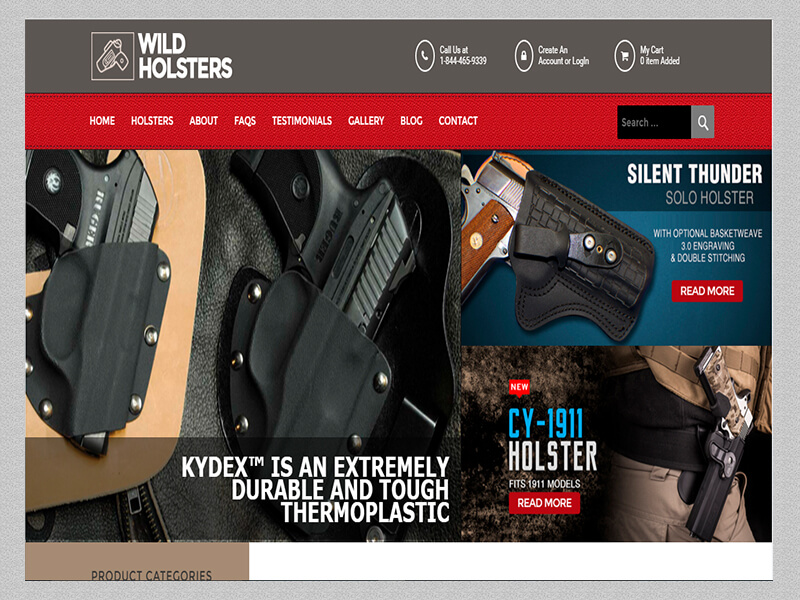 wild holsters