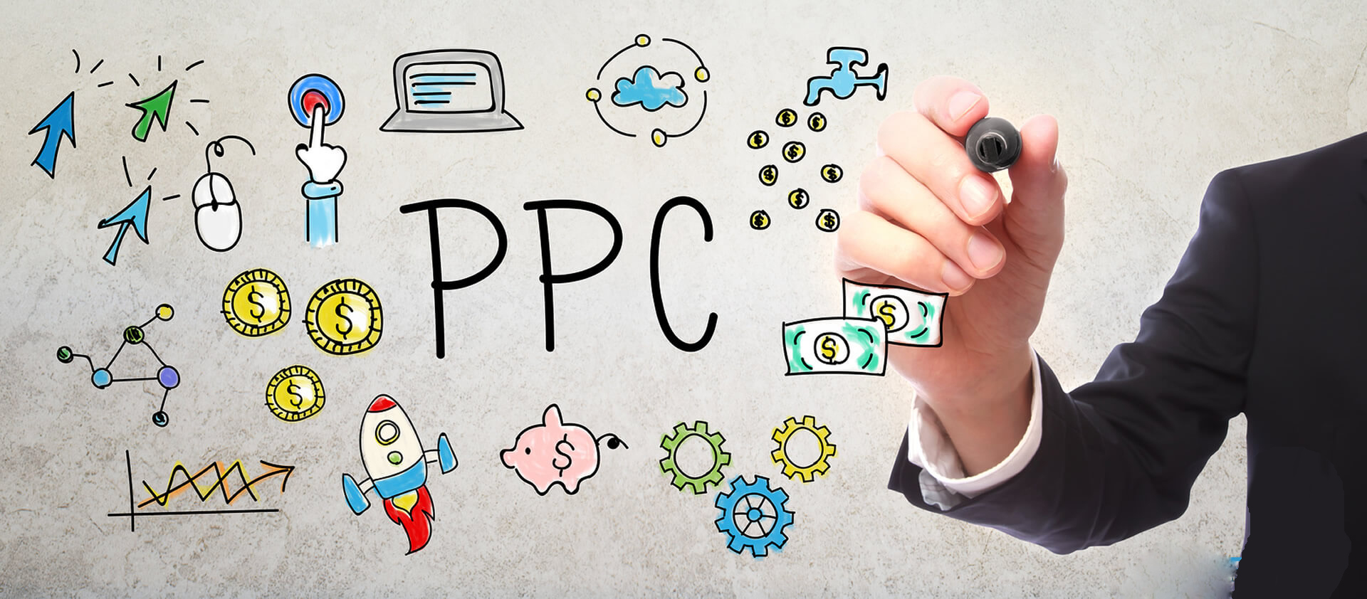 Pay-per-click (PPC) advertising and campaign management