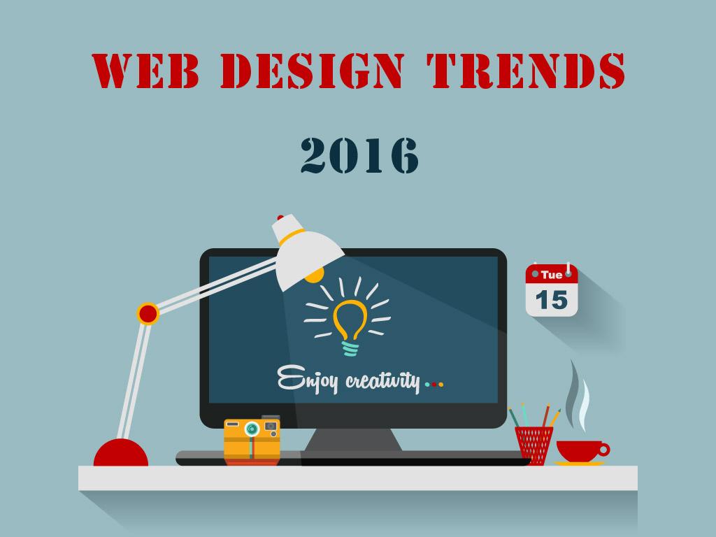 TOP 10 WEBSITE TRENDS 2016