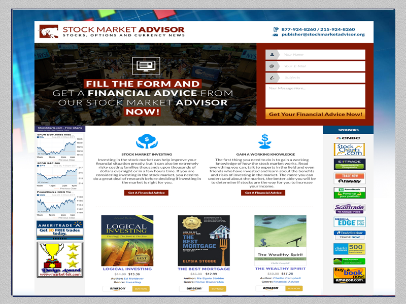 stock-market-advisor