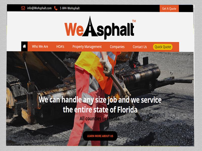 We Asphalt