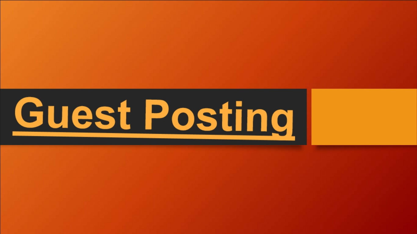 3 Step Guide to Guest Posting