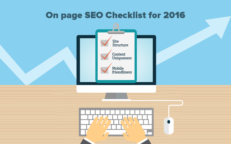 SEO Checklist for Ecommerce Websites