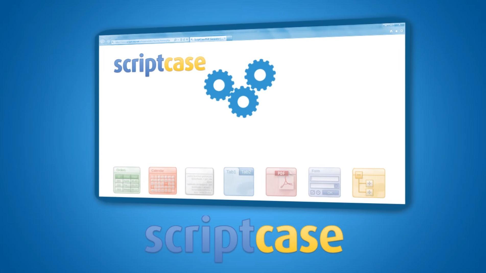 Scriptcase key generator