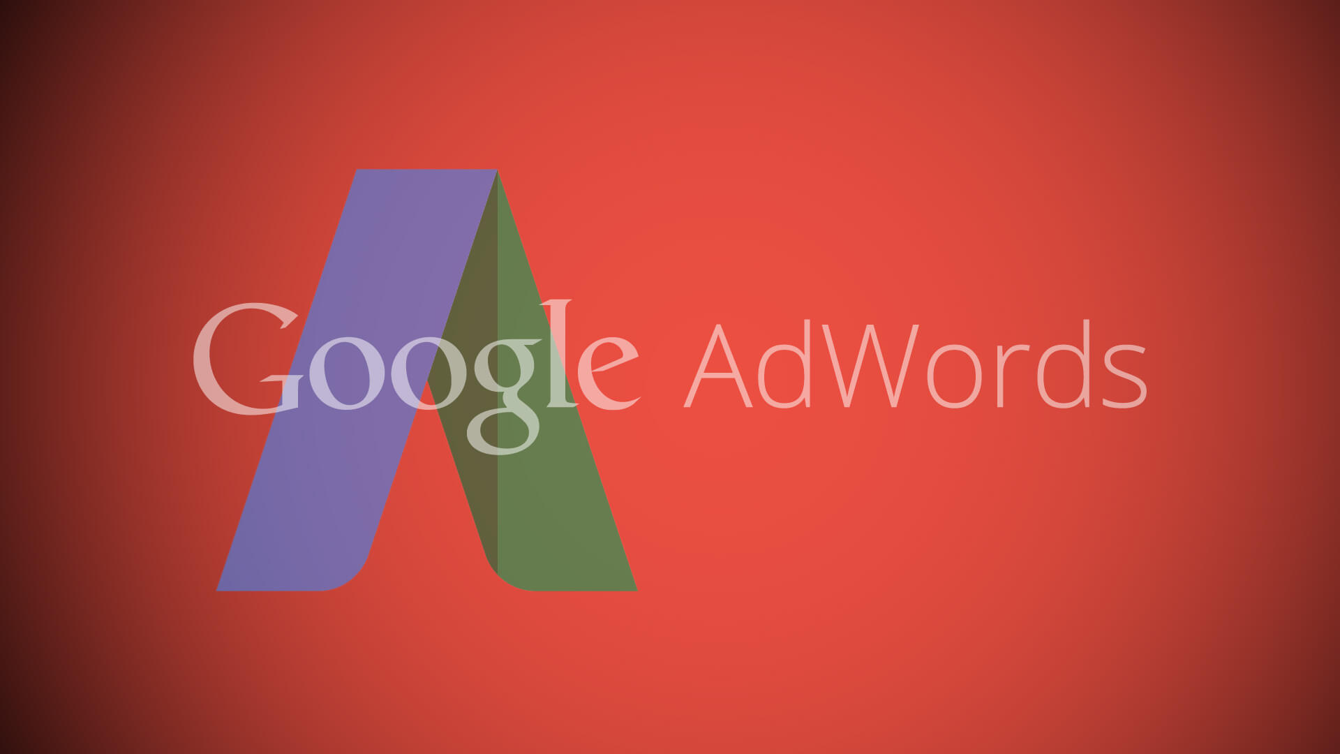 Fix Your Low AdWords Quality Score