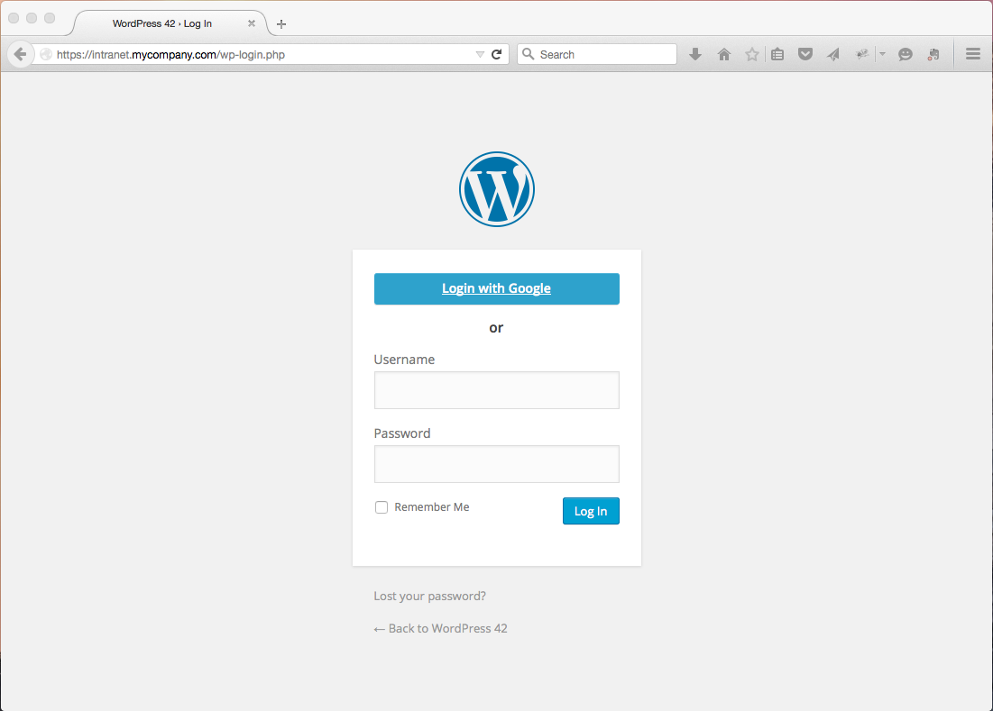 How to Log in to your WordPress Dashboard