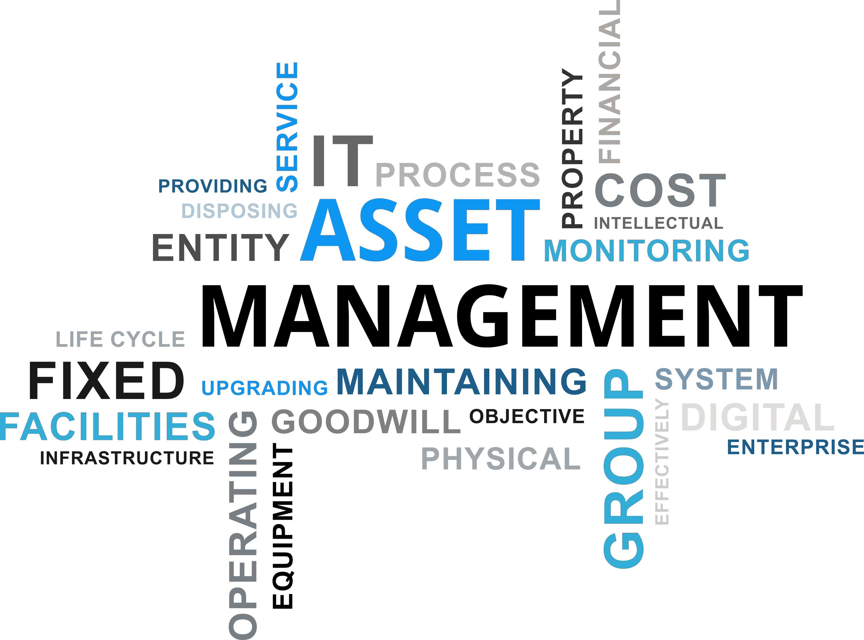 Word Cloud – Asset Management