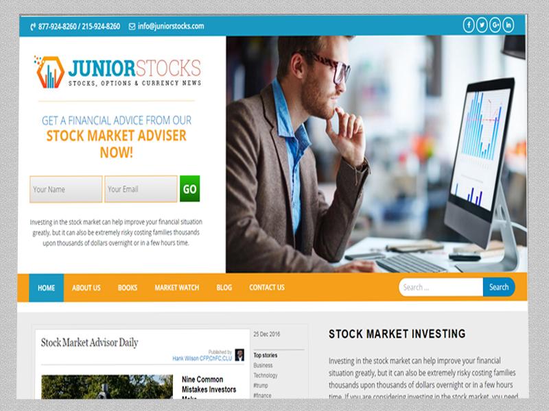 junior stocks