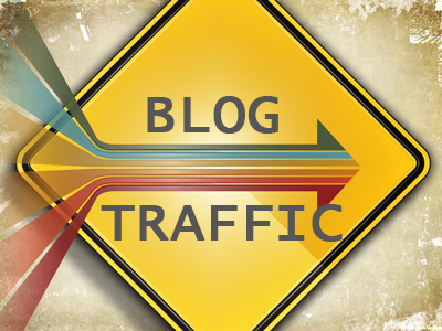 10 ways to increase your blog's traffic today
