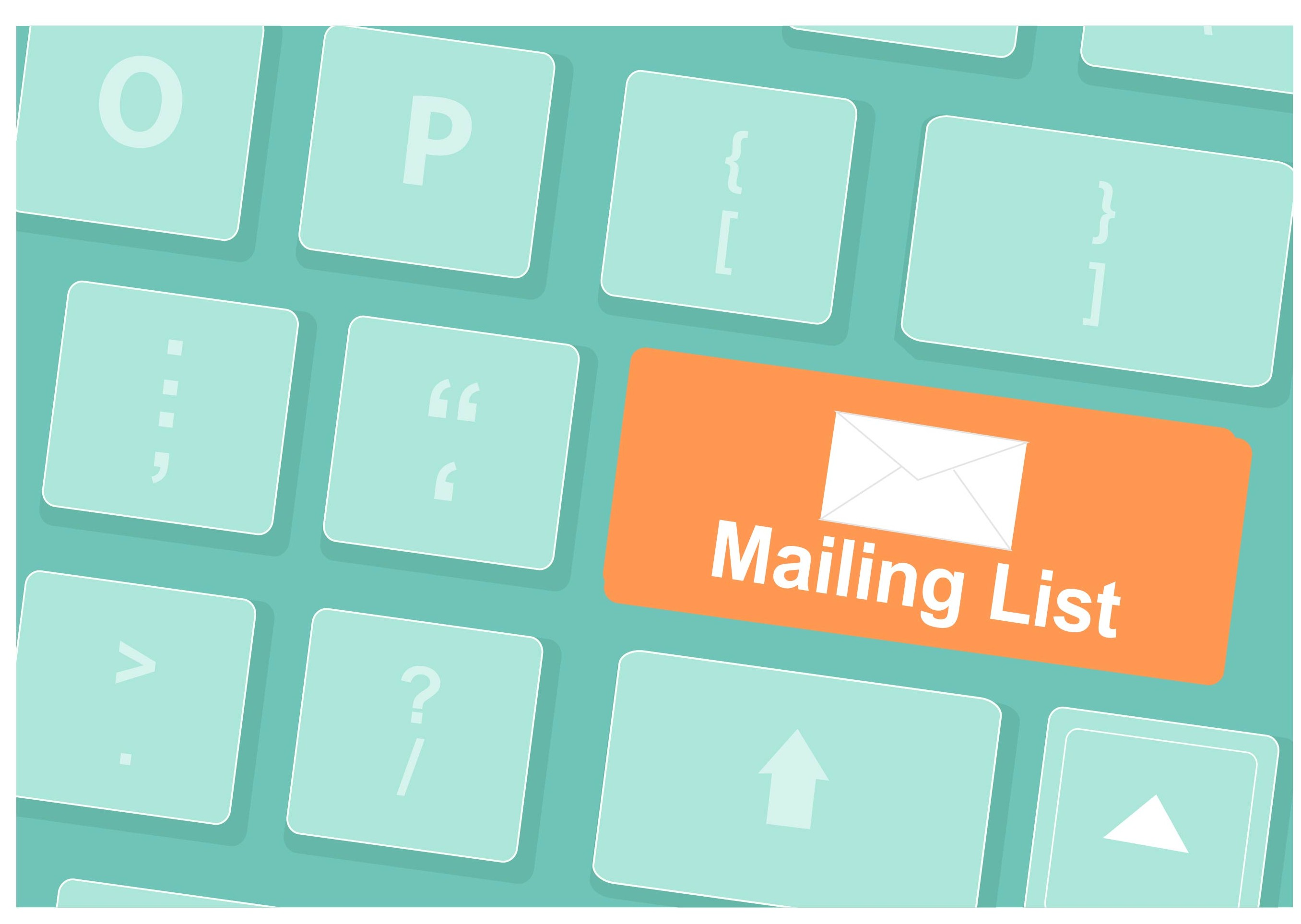 Tips for keeping on top of your email lists