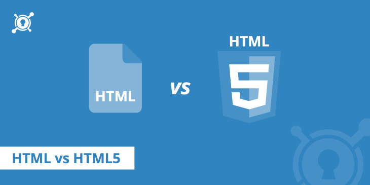 HTML vs HTML5 – What's the Difference?