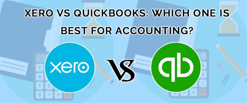 Xero VS QuickBooks Online